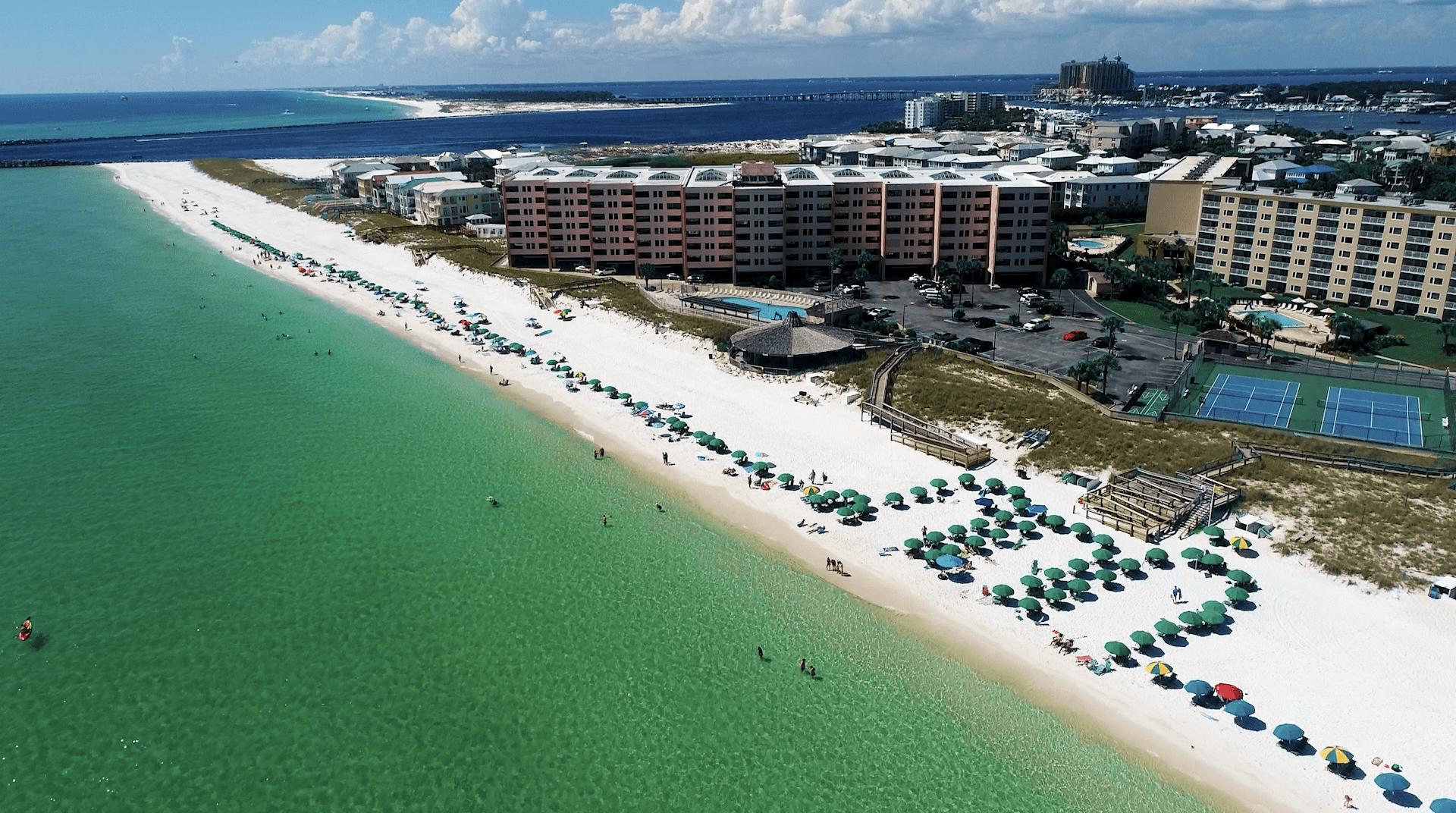 Jetty East Beach Destin Travel Guide